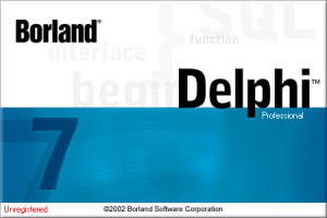 Delphi7-SplashScreen
